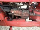 Massey Harris 44 MH tractor Behlin COMPLETE Power steering assembly & shaft &