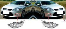 FOR FORD MONDEO MK4 10-15 NEW FRONT BUMPER FOGLIGHT LAMP PAIR SET L&R