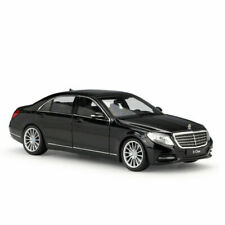 WELLY 1:24 Mercedes Benz S-CLASS S500 Static Diecast Car Model Boys&Girls Toys