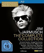 Jim Jarmusch Collection NEW Arthouse Blu-Ray 12-Disc Set Johnny Depp Tom Waits