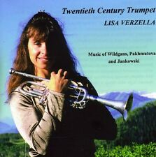 Lisa Verzella, Lisa - Twentieth Century Trumpet [New CD]