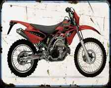 Gas Gas Pampera 450 A4 Metal Sign Motorbike Vintage Aged
