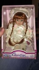 Christina Collection Porcelain Doll