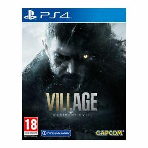 Resident Evil Village (8) (PS4) PreOrder 07/05/2021 BRAND NEW SEALED