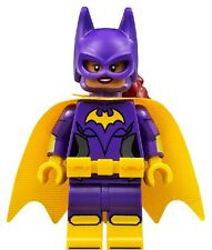 LEGO DC COMICS BATMAN MOVIE BATGIRL MINIFIGURE - SPLIT FROM SET 70902