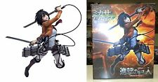 Attack on Titan Hdge Technical Statue #5 Mikasa Training Corps Ver Kodansha New