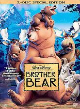 Brother Bear Dvd Aaron Blaise(Dir) 2003