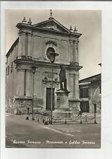 87098 LIVORNO FERRARIS MONUMENTO A GALILEO FERRARIS