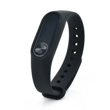 M2 Bluetooth Fit Smart Sports Bit Pedometer Watch Band for Android iPhone Black