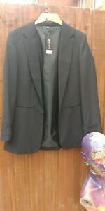 Ladies tuxedo jacket. Relaxed style. Size 12