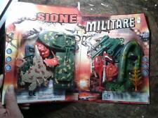 Aerei elicottero set militari police Kit gioco ottima qualita giocattolo toy ww