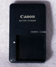 Genuine OEM Canon Battery Charger Model CB-2LV - Good Working Pre-Owned