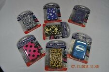 Aluminum Card Guard Secure RFID Blocking Credit Card Holder Wallet ~ NEW