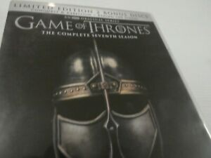Game of Thrones The Complete Season 7 (DVD, Region 4,Unsullied) BB6