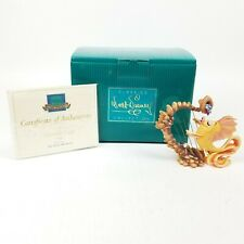 Classical Carp The Little Mermaid WDCC Walt Disney Classics Collection  Box COA