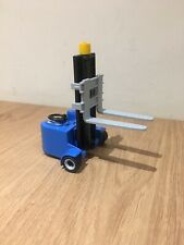 Playmobil 5257 City Action Forklift Stacker Truck Fork Lift Vehicle Warehouse
