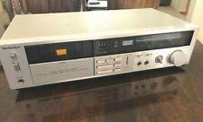Technics M224 Vintage Stereo Cassette Deck