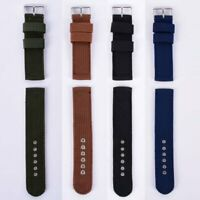 Buckle Nylon Canvas Watch Band Replacement Wrist Straps for Fitbit Blaze Watch