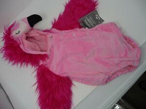 Pottery Barn Kids Flamingo costume 6- 12  months