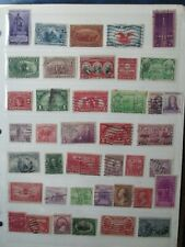 19th and early 20th Century Stamp Collection  (40 count)