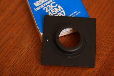 Beseler 23C lensboard - recessed lens board for 25mm - 40mm lenses