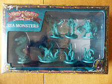 Rum & Bones: Second Tide: Sea Monsters (CMON, R and B)