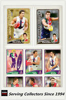 2008 Herald Sun AFL Trading Card MASTER TEAM CARD COLLECTION-FREMANTLE