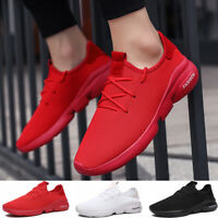 Men's Running Sneakers Casual Lightweight Athletic Breathable Tennis Shoes Walk