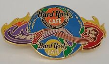 Hard Rock Cafe Unification  2001 All is One Beach Club Choctaw MS guitar pin