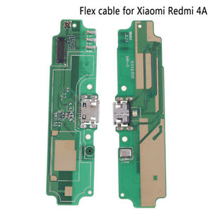USB charging port jack connector charge board flex cable for Xiaomi Redmi 4A Hx