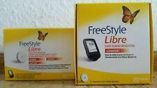 freestyle libre diabete glicemia lettore italiano nuovo sigillato + Sensore