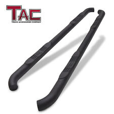For 2005 2022 Nissan Frontier Crew Cab 3 Texture Side Step Rails Running Boards Fits 2011 Nissan Frontier