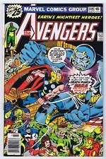 Avengers #149 Fine+VF- Signed w/COA Ron Wilson Intact 1976 Vintage PWC
