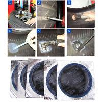 20PC AUTO CAR TIRE REPAIR RADIAL INNERTUBE INNER TUBE RUBBER HOLE PATCH TOOL KIT