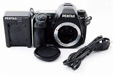 Verygood  PENTAX Pentax K K-7 14.6MP Camera - Black (Body Only) shot 776