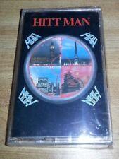 HITT MAN HITTMAN S/T CASSETTE 1988 RC RECORDS NEW SEALED HEAVY METAL RARE