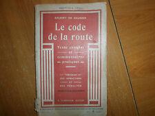 le code de la route 1936 (46)