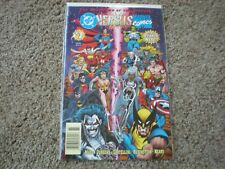 Marvel vs. DC #1 (1996 Series) Marvel/DC Comics VF/NM