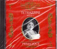 Luisa Tetrazzini : Volume II (Première Voix) - CD
