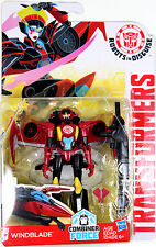 Transformers Warrior Class ~ Autobot Windblade Figure ~ Robots in Disguise