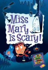Miss Mary Is Scary! 10 by Dan Gutman (2010, Hardcover)