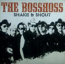 CD THE BOSSHOSS - shake & shout