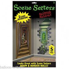 Scary Halloween escena Setter añadir-Haunted Hallway