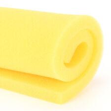1x 50x50cm jaune biochimique coton filtre mousse éponge aquarium 9H