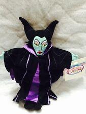 Disney Bean Bag Plush - Sleeping Beauty, Maleficent