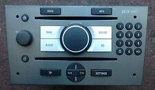 VAUXHALL VECTRA-C 2005 1.9 GENUINE RADIO/CD SATELLITE NAVIGATION UNIT 383555646