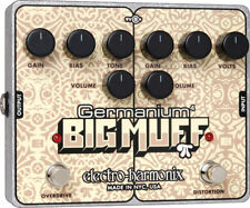 Electro Harmonix Germanium 4 Big Muff Pi - Distortion / Overdrive