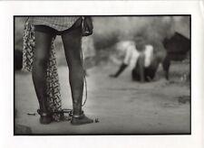 9 Photos Afrique - Prison Jail - Centre de détention - Tirages barytes 1980's -