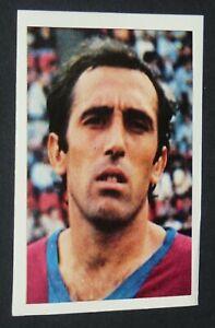 208 ASENSI FC BARCELONA BLAUGRANA C2 FOOTBALL BENJAMIN EUROPE 1980 PANINI