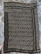 Antique Original African Mali Mud Cloth